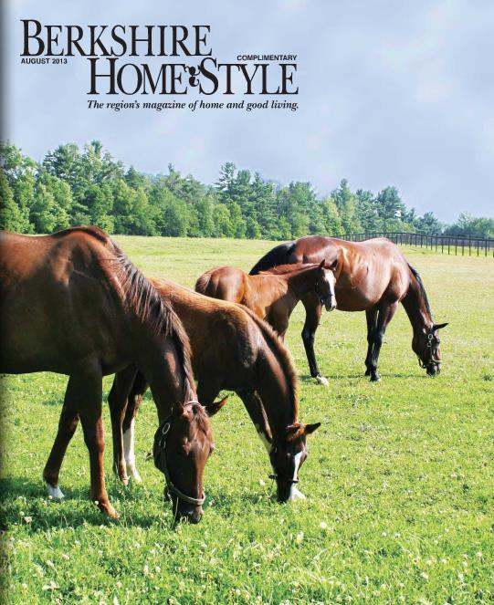 Berkshire HomeStyle August 2013